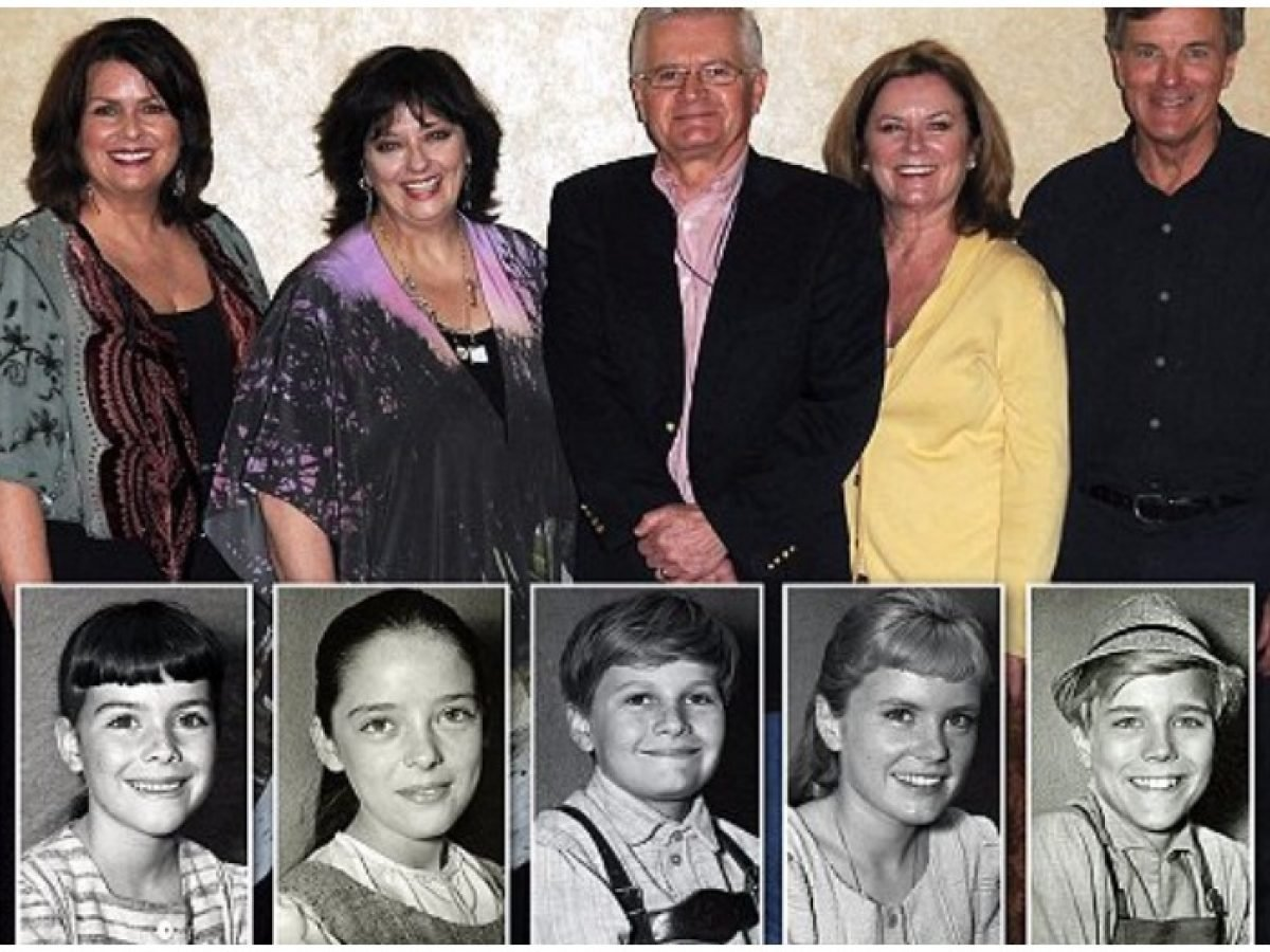 The Sound Of Music Cast Then And Now 2020