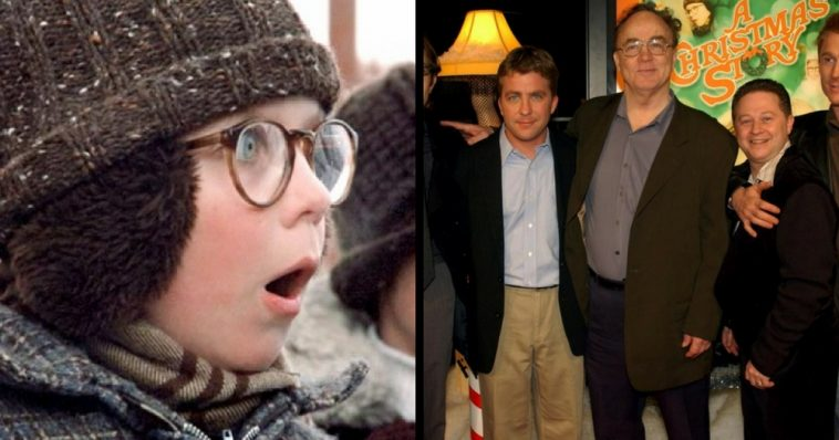 heres what ralphie parker and the cast from a christmas story looks like now do you remember - Christmas Story Cast Now