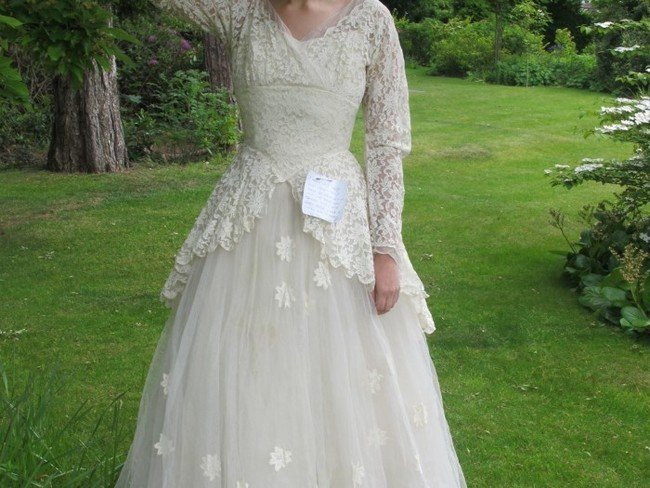 Wedding Dress On Ebay 70 Luxury But it came with