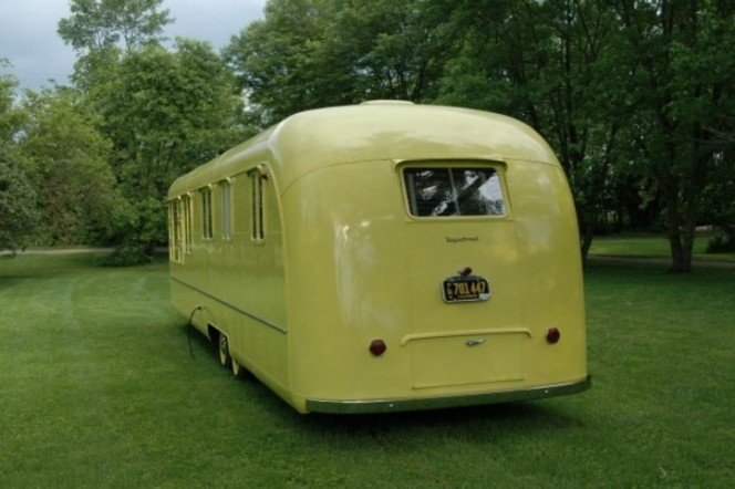1953 Vagabond Camper