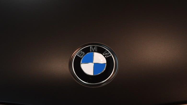 Hidden Meaning of BMW Logo