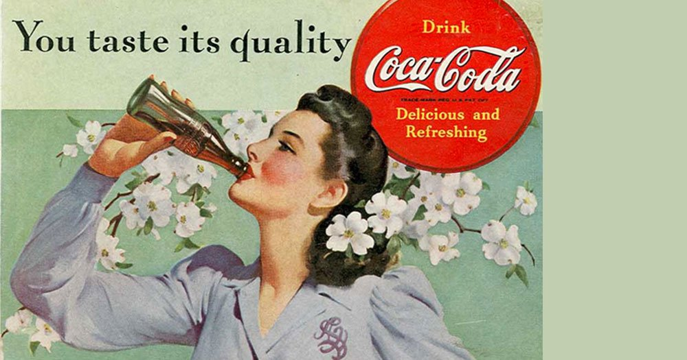 What's Wrong with this Vintage Coca-Cola Ad?
