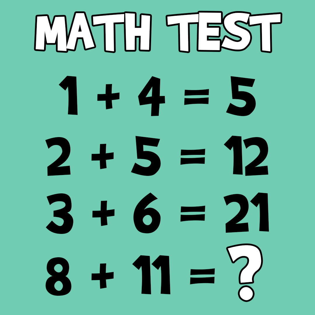 Can You Find 2 Answers to this SIMPLE Math Problem? | Do You Remember?