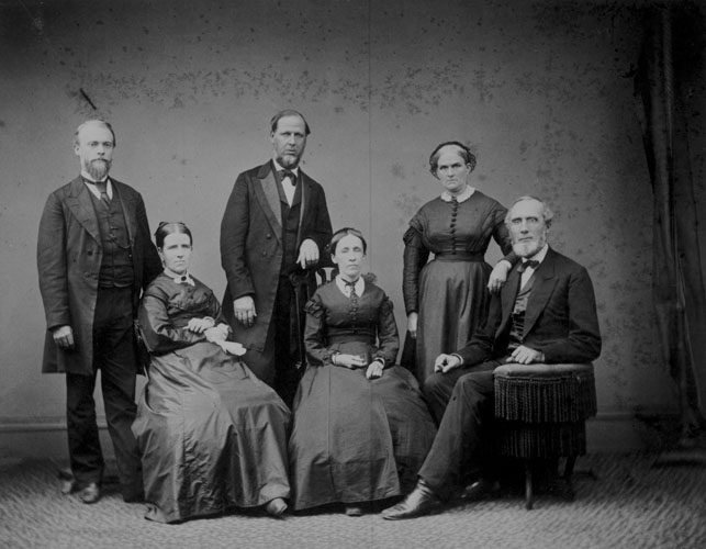 American missionaries