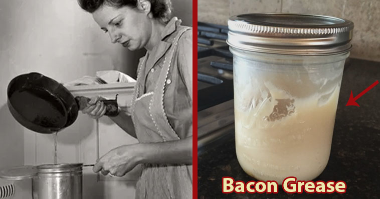 10 reasons why you should save bacon grease do you remember. Black Bedroom Furniture Sets. Home Design Ideas