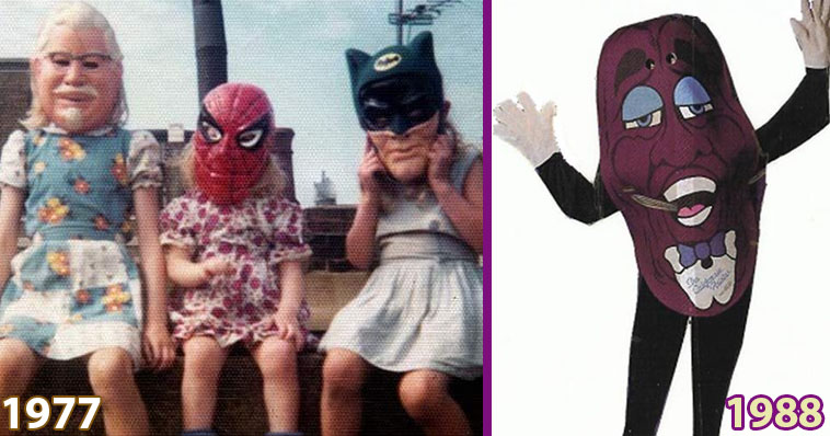 40 Halloween Costume Trends Over The Last 40 Years