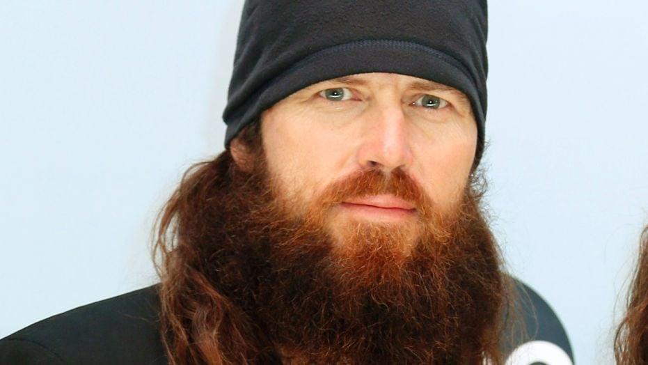 Jase Robertson signature beard