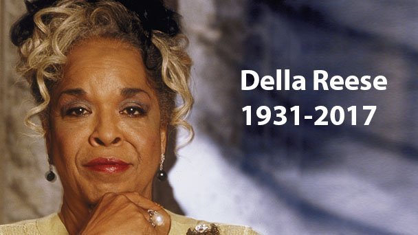 Della Reese, Music Legend And 'Touched By An Angel Star, Dies At 86