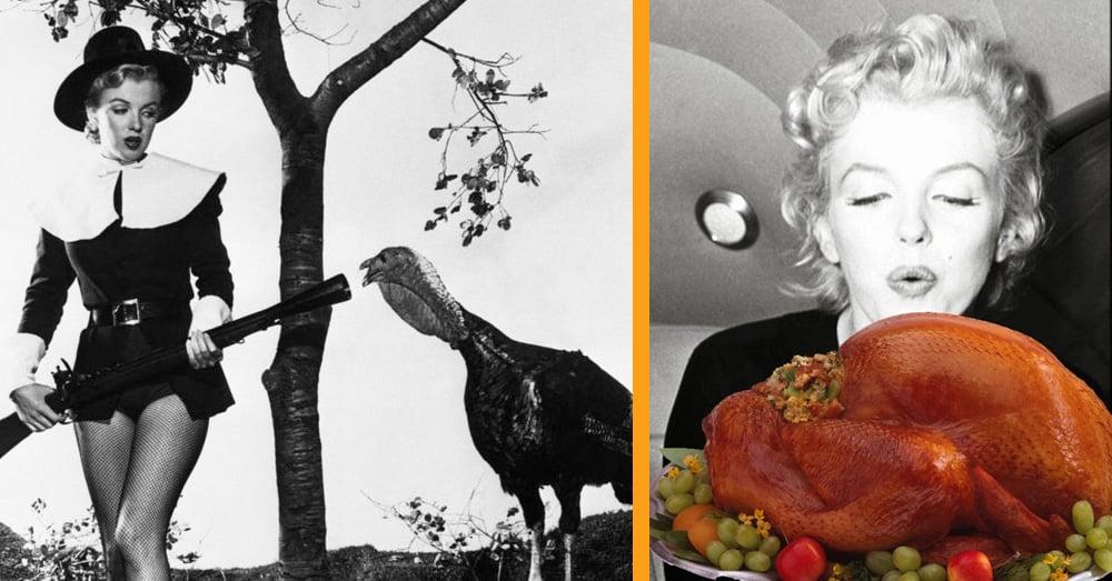 Citaten Marilyn Monroe Recipe : Marilyn monroe s thanksgiving turkey recipe do you remember