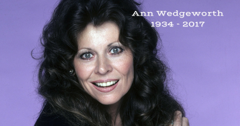 Ann Wedgeworth, 'Three's Company' And 'Scarecrow' Actress, Dies At 83