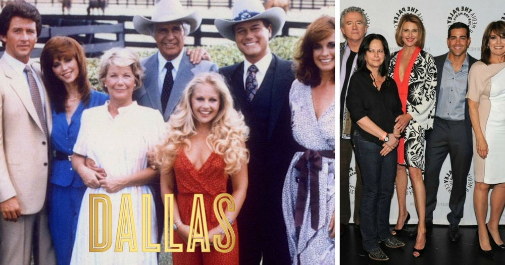 See Where the Original 'Dallas' Stars Are Today