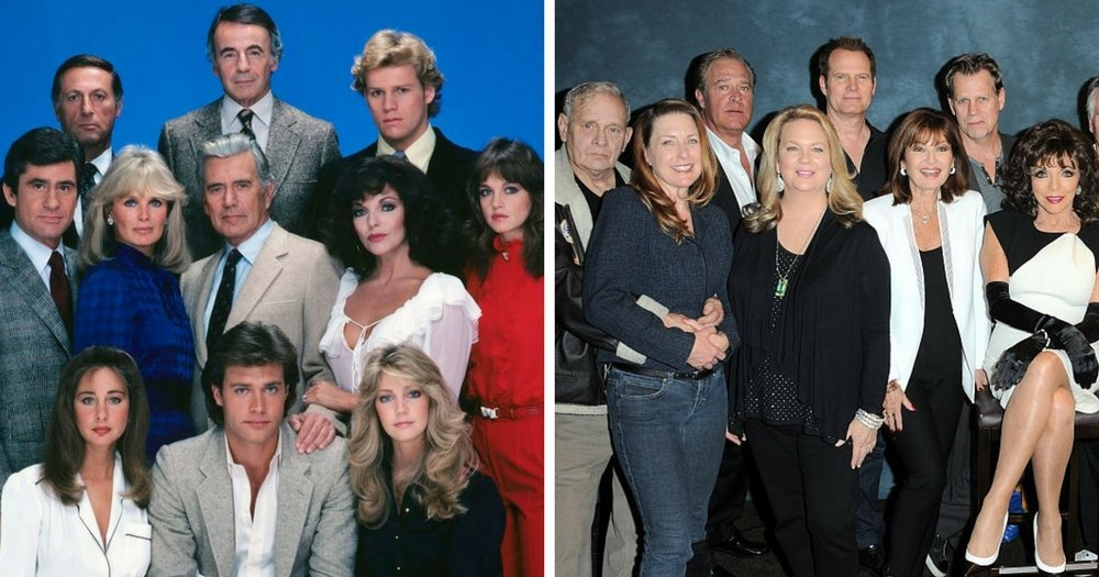 """Here's What The Cast Of """"Dynasty"""" Looks Like Now"""