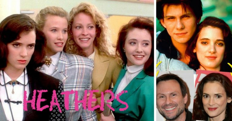 "What The ""Heathers"" Cast Looked Like Then Vs. Now ..."