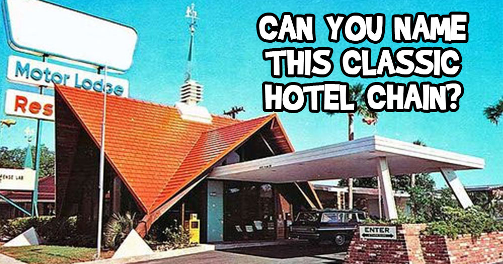 Can You Name this Classic Hotel Chain?