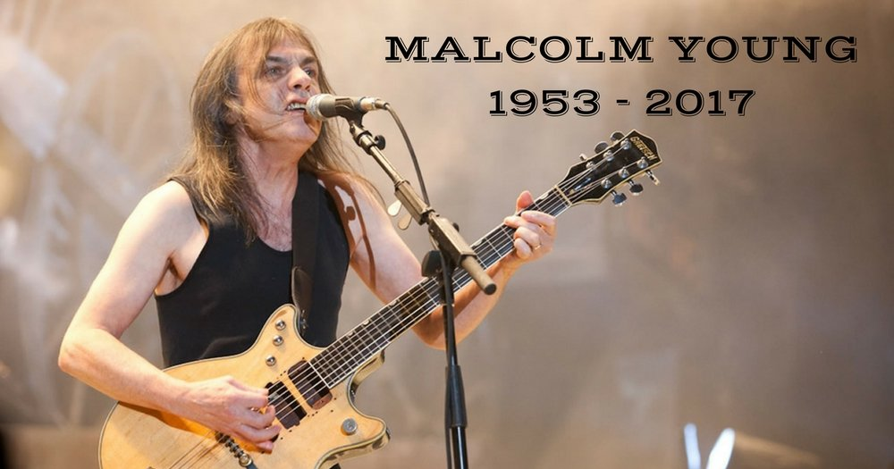 Malcolm Young: AC/DC Co-Founder And Guitarist Died At Age 64