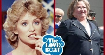 'The Love Boat' cast then and now
