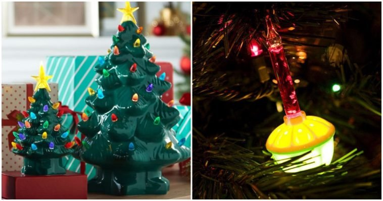 20 vintage christmas decorations that are making a major comeback do you remember - Vintage Christmas Decorations
