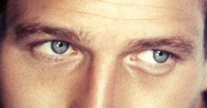 Look into these Eyes and Guess Who the Leading Man is?