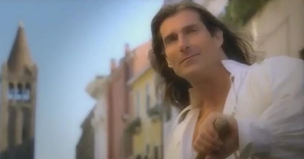 Fabio Lanzoni Super Bowl Commercial