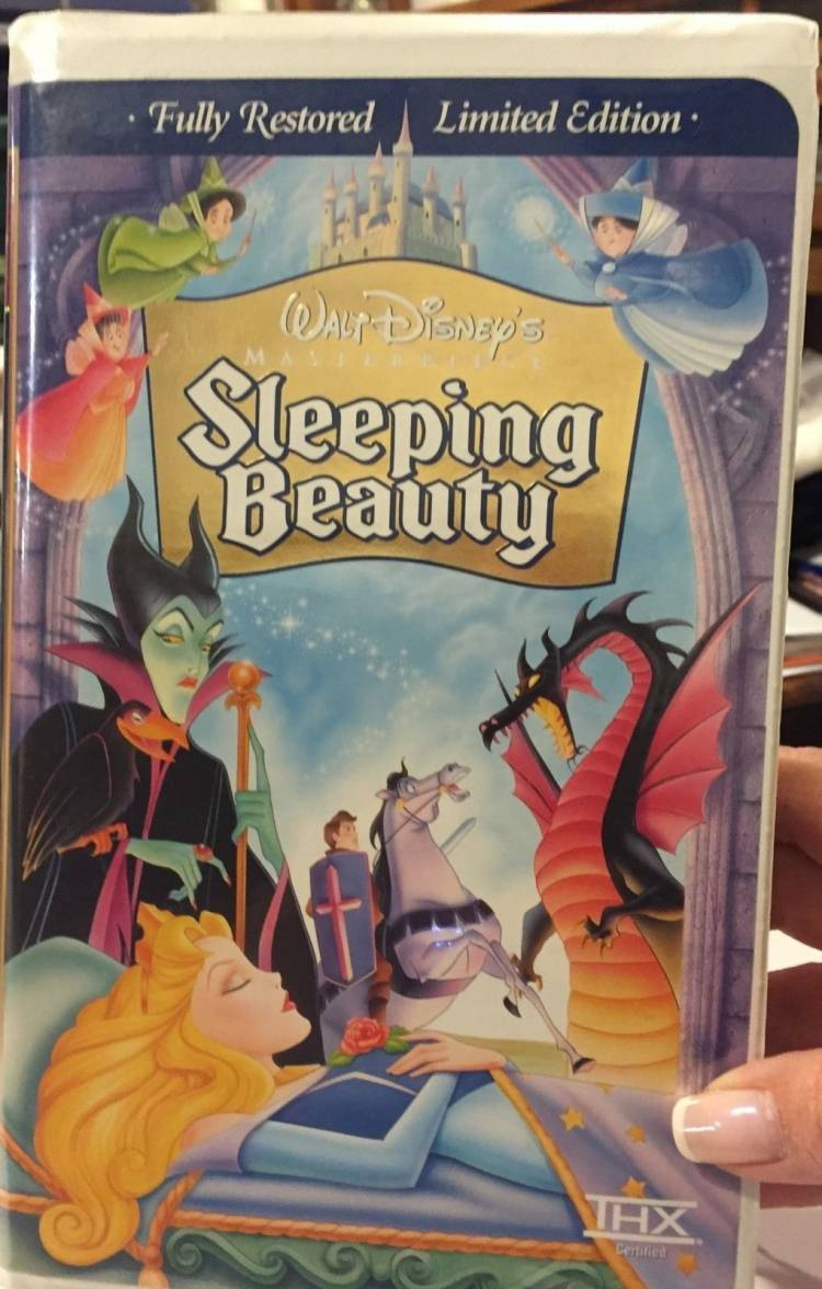 your old disney vhs tapes could be worth a fortune