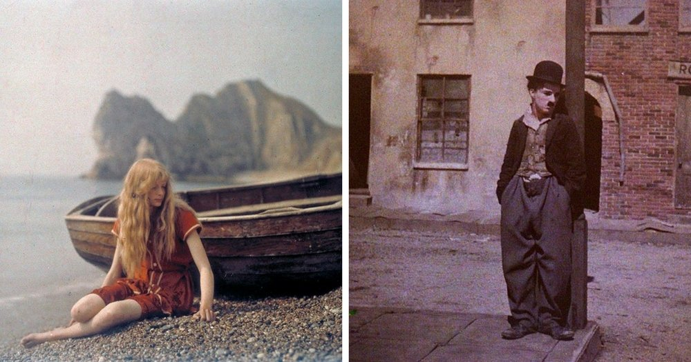 40 Oldest Color Photos Show How The World Looked 100 Years ...