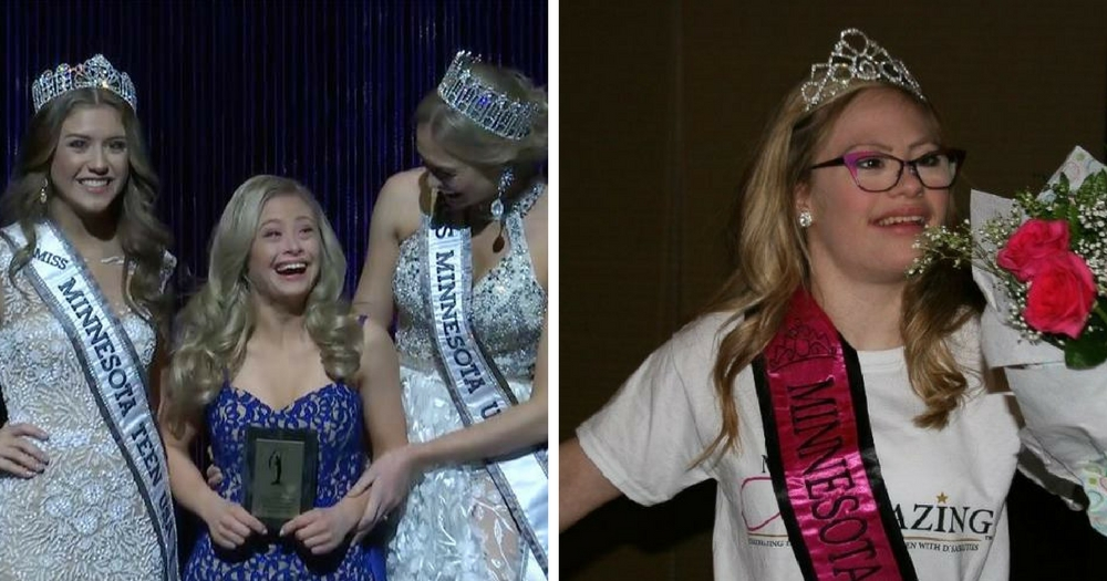 First Woman with Down Syndrome Competes In Miss Minnesota USA: 'I'm Going To Blaze The Trail!'