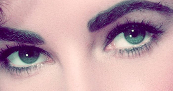 Look into these Eyes and Guess Who the Leading Lady is?