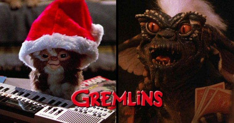 Gremlins Christmas.10 Fun Facts You Might Not Know About The 80s Christmas
