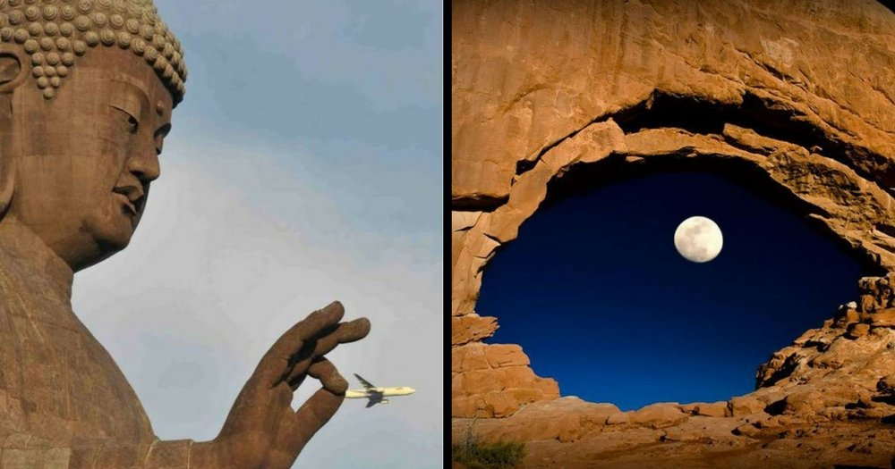 32 Of The Most Perfectly Timed Photos You Will Ever See