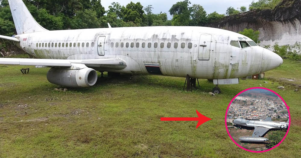 The Past Of These 15 Abandoned Airplanes Represent A Haunting Tragedy