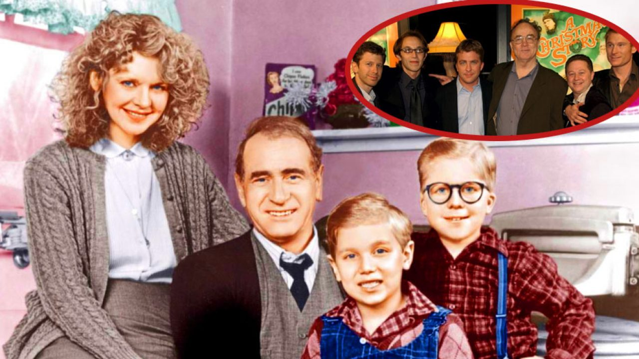Sharing Christmas Cast.A Christmas Story Cast Where Are They Now Doyouremember
