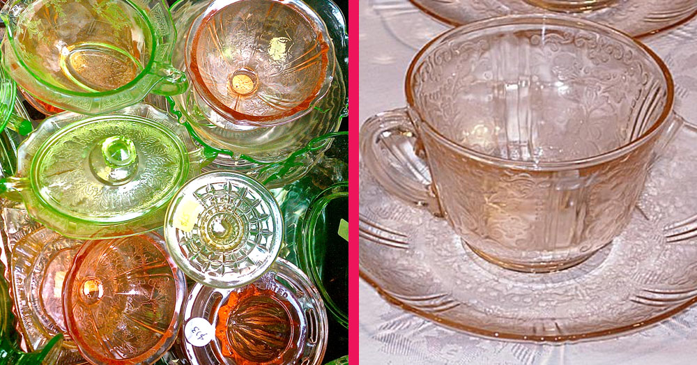 11 Surprising Facts You Never Knew About Depression Glass