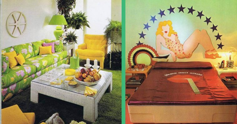 Mind Blowing Home Interiors And Decor From The 60s And 70s | DoYouRemember?
