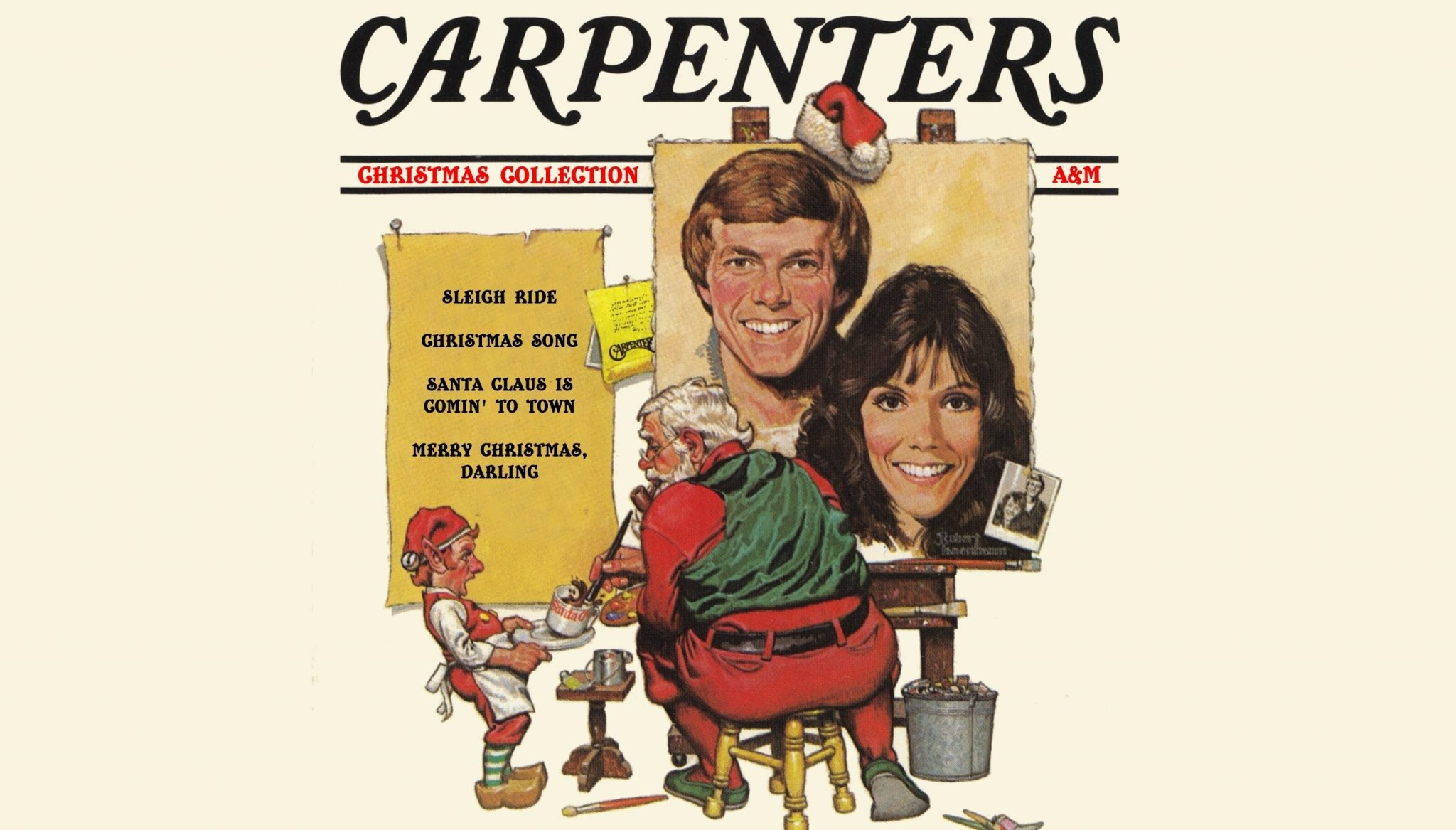 Carpenters Christmas.Merry Christmas Darling 8 Things About The Carpenters Every
