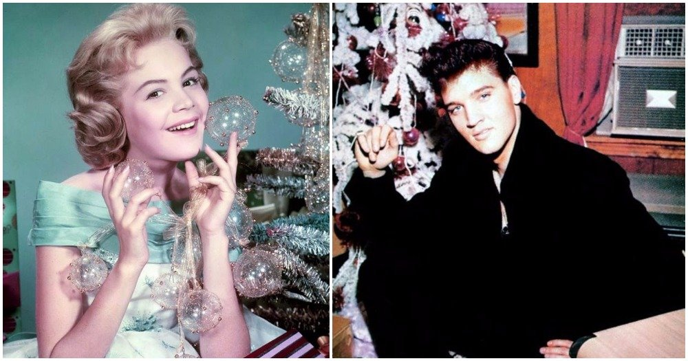 16 Stars Celebrating Christmas Day When They Were Young