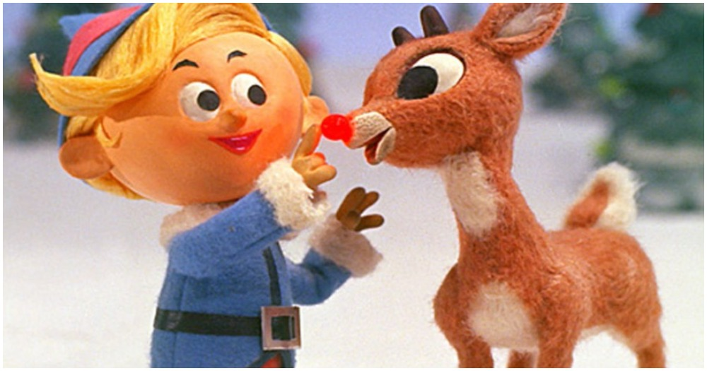 Everything Messed Up About Rudolph The Red-Nosed Reindeer
