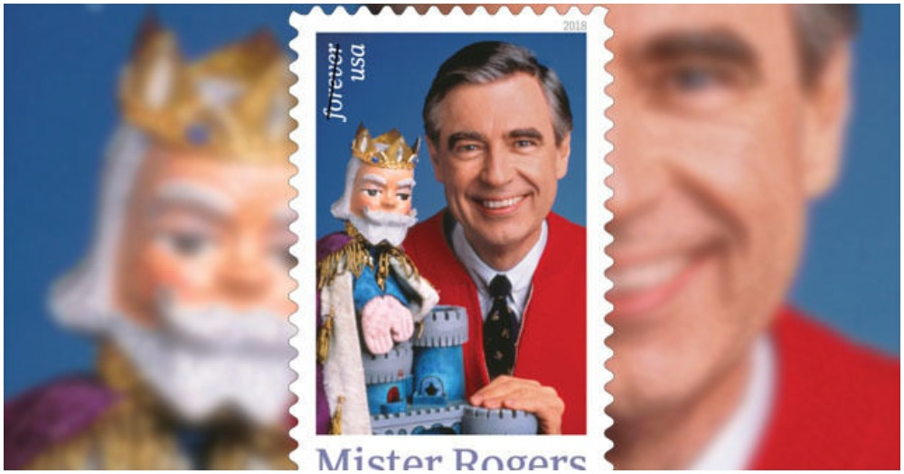 USPS To Honor 'Mister Rogers' Neighborhood' With Forever Stamp