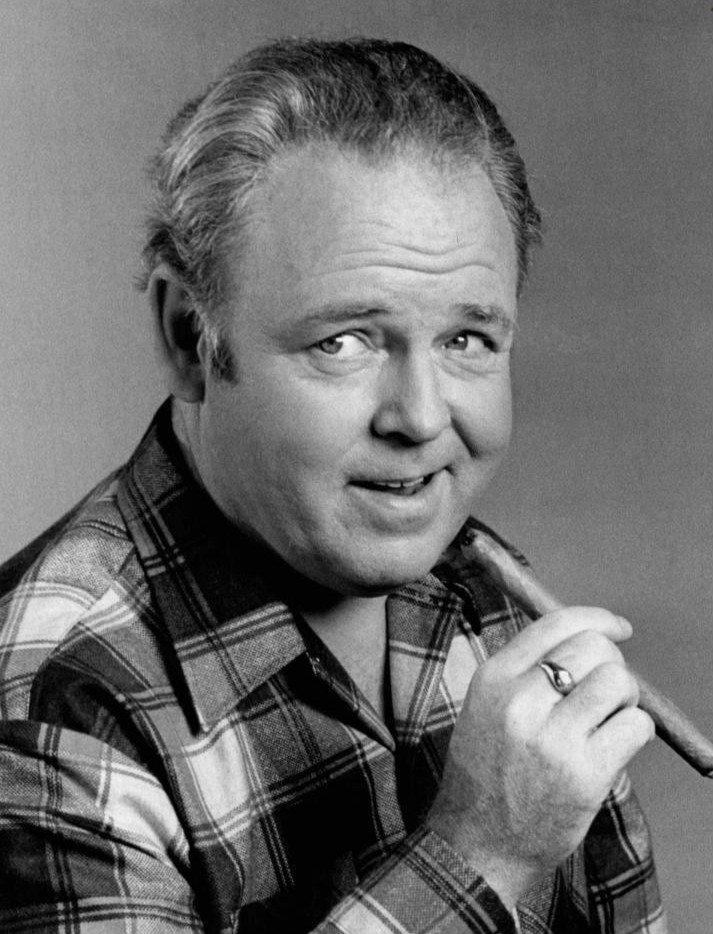 Archie Bunker From All In The Family