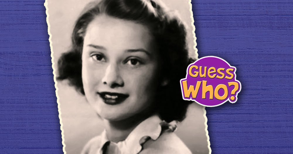 Guess Who is this Beautiful Golden Age Actress?