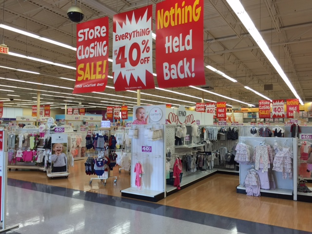 The Entire List Of Toys Quot R Quot Us Store Closings In The
