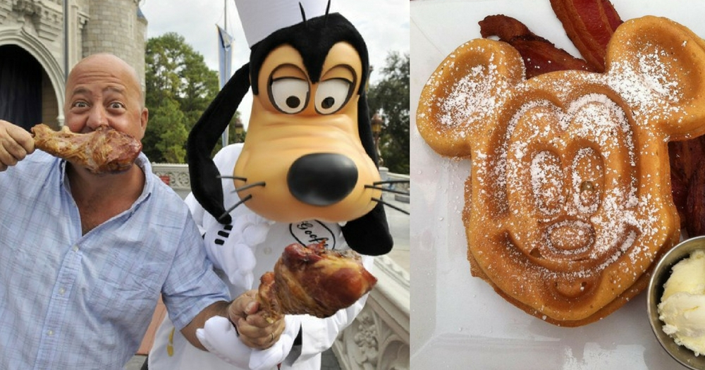 35 Foods Everyone Should Try At Least Once At Disney World