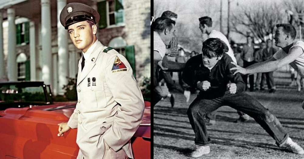 35 Rare Photos Of Elvis Presley You've Probably Never Seen
