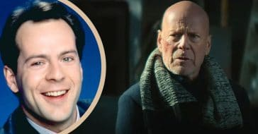 Follow along the secrets of Bruce Willis from then to now