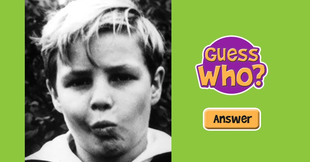 Guess Which Talented Actor this Young Boy Grew up to be?