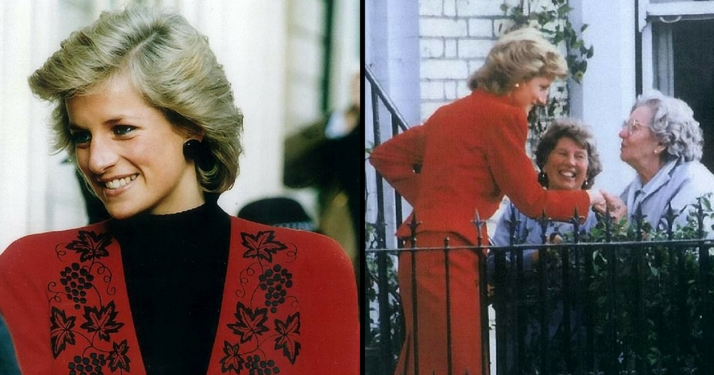 Royal Super Fan Shares Her Never Before Seen Photos Of Princess  Diana