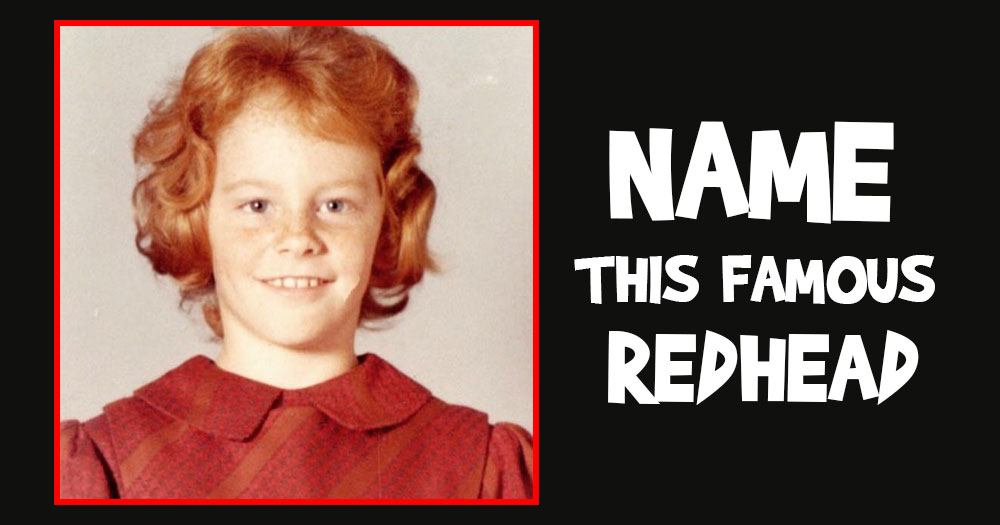 Can You Name this Famous Redhead?