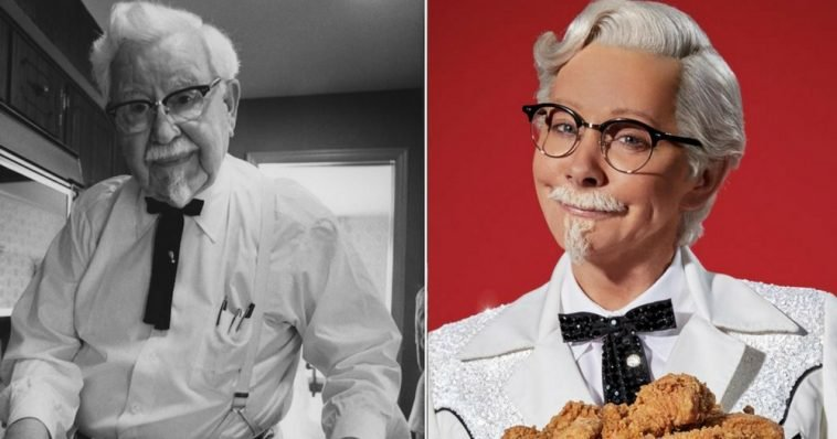 2b265ad43606a Reba McEntire Is KFC s First Female Colonel Sanders