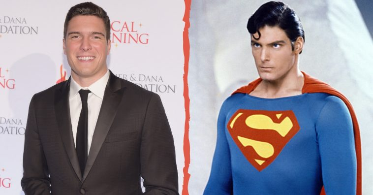 christopher reeve's son looks just like him