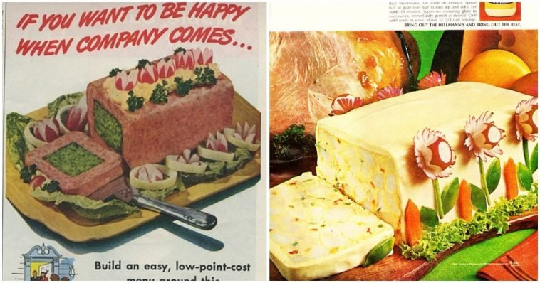 Weird Food From The 50s 1