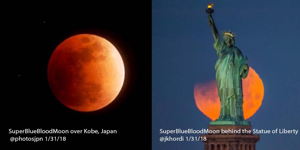 blood moon 2018 august - photo #17